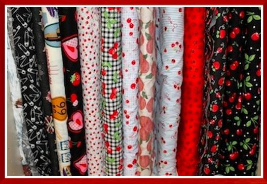 fabric preparation