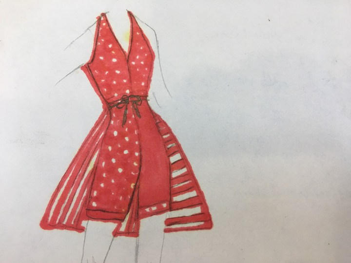 how to make your own 1950s dress