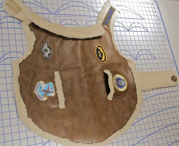 how-to-make-a-dog-bomber-jacket