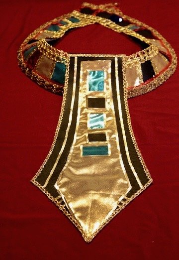 how to make egyptian jewelry at home