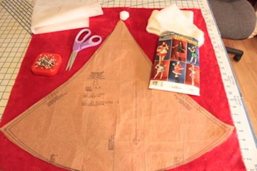 make santa hat 2