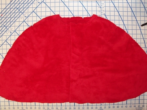 how to make a cape 8