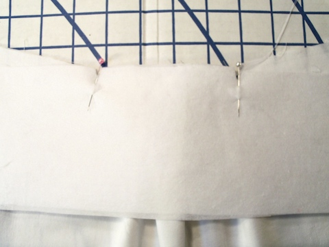 how to make an apron 11