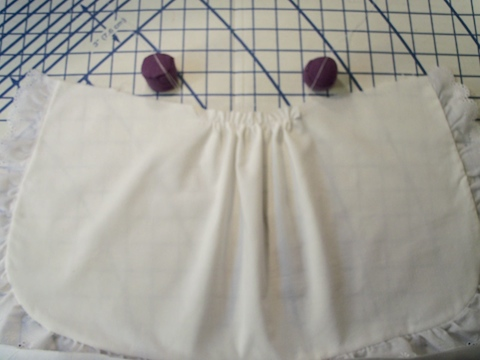 how to make a apron 9