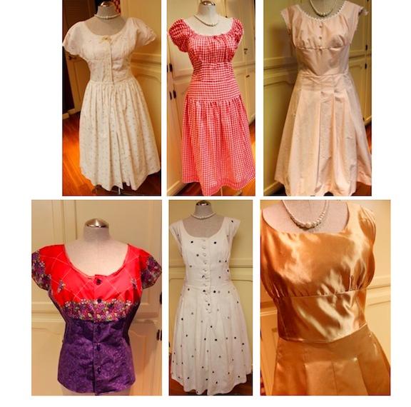 retro sewing patterns 1